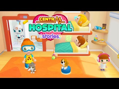 central-hospital-stories- -toddlers-game-#8-(android-gameplay)- -cute-little-games
