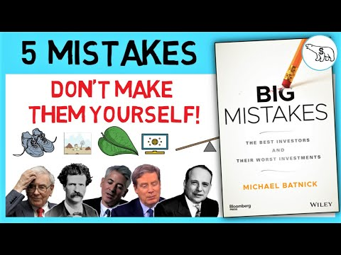 BIG MISTAKES (BY MICHAEL BATNICK)