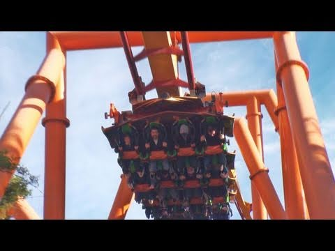 Tatsu (Off-Ride) Six Flags Magic Mountain