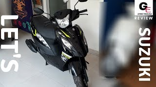 2018 Suzuki Lets | most detailed review | features | price | specifications !!!