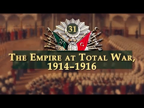 The Ottoman Empire | At Total War, 1914-1916 | The Great Courses