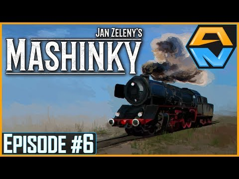 MASHINKY Let's Play | Episode 6 | YOUWING OIL CONTRACT