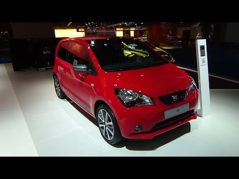 2016 - Seat Mii Sport - Exterior and Interior - Auto Show Brussels 2016
