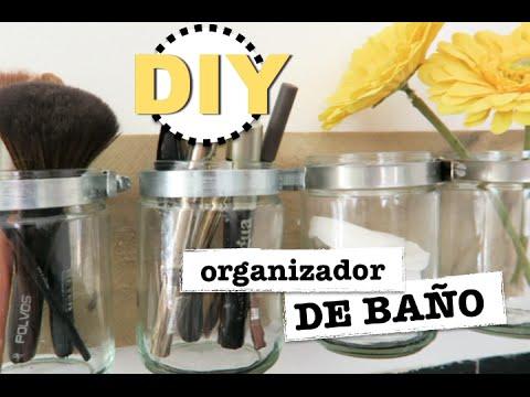 DIY | BATHROOM ORGANIZER AND BASKET♡ STEFFI