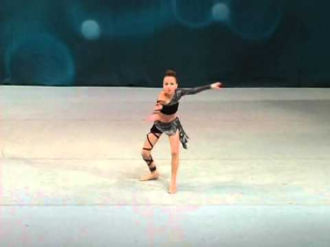 "Lexie solo Contemporary ""Breath of Life"""