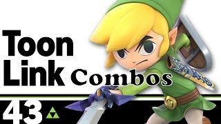 Smash Ultimate Toon Link Combos (Tink)