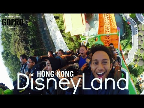 Hong Kong Disneyland All Rides