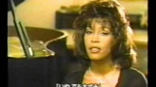 Whitney Houston - Making Of The Video: Exhale (Shoop Shoop)