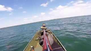 Pesca Sub fim da Piracema 2015 Rio Grande Agua comprida Tucunaré Azulão