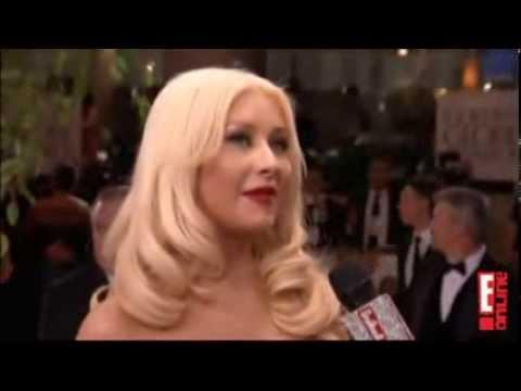 Christina Aguilera awesome cleavage compilation thumbnail