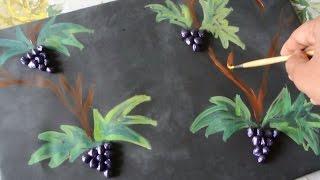 Best of Waste- Craft for kids, Tamarind fruit seeds