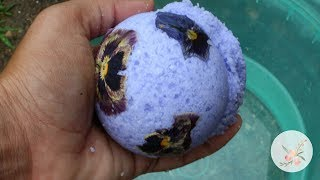 easy bath bomb recipe