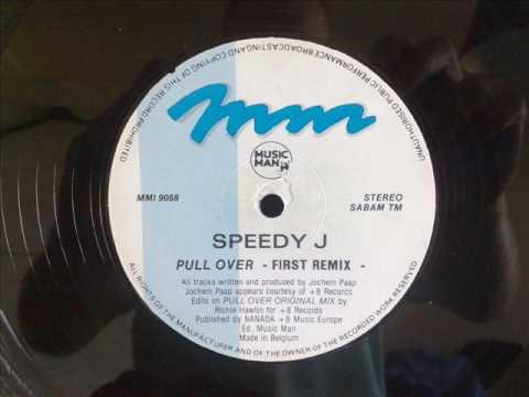 speedy j pullover first remix