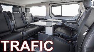 2018 Renault Trafic SpaceClass - INTERIOR