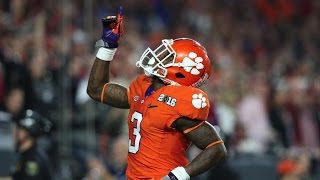 Clemson Tigers - Unfinished Buisness