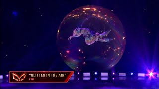 """Cotton Candy Dances To """"Glitter In The Air"""" By P!nk 