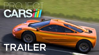 Project CARS Trailer - Golden Joystick Awards 2014