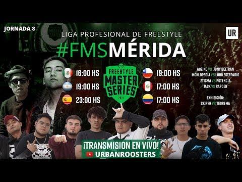 FMS MEXICO - Jornada 8 #FMSMÉRIDA Temporada 2019