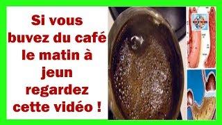 Café du matin: Si vous buvez du café le matin à jeun regardez cette vidéo
