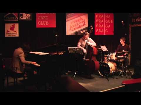 Jan Steinsdörfer Trio - Live at Reduta Jazz Club - Czech Jazz Contest 2013
