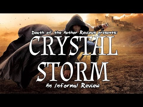 Crystal Storm by Morgan Rhodes: An Informal Book Review
