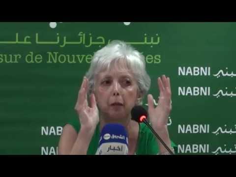 NABNI Algérie rêvée : Quelles langues parleront les Algériens en 2030? Interv. Mme K. TALEB IBRAHIMI