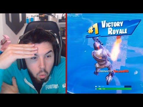 LO MEJOR QUE HE VISTO EN FORTNITE! | FAILS / WINS | Reaccionando