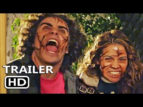 EAT BRAINS LOVE Official Trailer (2019) Zombie, Comedy Movie