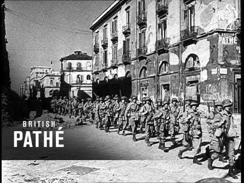 Time To Remember -  The Path To Rome 1943 - 1944 - Reel 1 (1943-1944)