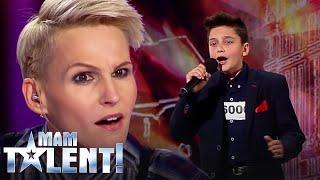 Agnieszka Chylińska oniemiała podczas tego występu! [Mam Talent!]