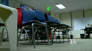Mostly Empty FEMA Assistance Center In Napa Prepares To Close After Fires