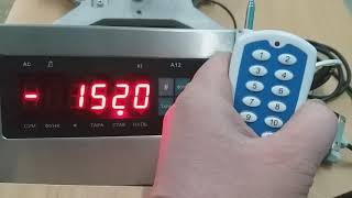 обмануть электронные веса автомобильные веса весы корректор веса, 3 кнопки