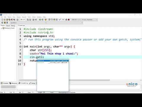 (Lập trình C++) Bài 85  Bài tập rèn luyện   chuỗi 2