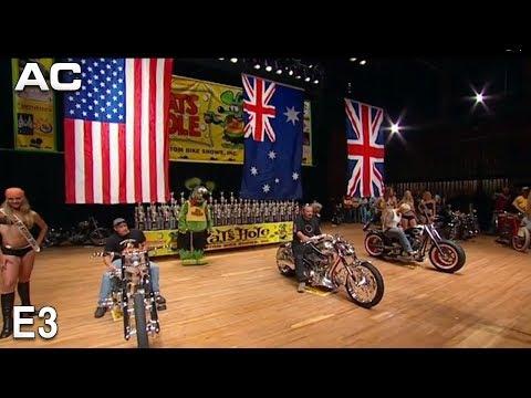 World Biker Build-Off   Episode 3