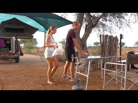 Teuerster Campingplatz unserer Reise - Erindi Game Reserve Namibia | VLOG #184