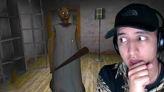 This is why I NEVER want to play Granny again... (TOO TERRIFYING)