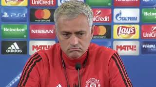 Jose Mourinho confirms Marouane Fellaini, Paul Pogba and Michael Carrick will miss CSKA Moscow clash