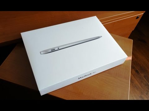 Apple Macbook Air 13 Unboxing 2017 Full Description Youtube