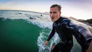 GoPro SURFING CAPE TOWN!