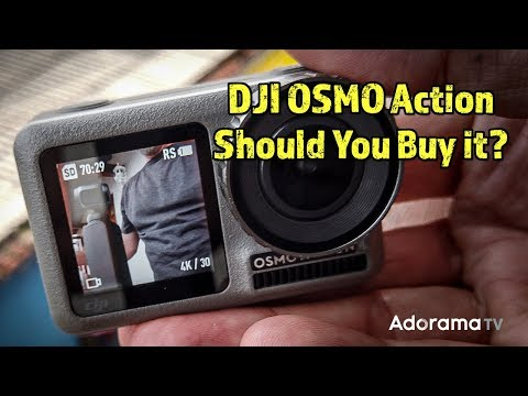 Is the DJI Osmo Action worth buying?: Exploring Photography with Mark Wallace