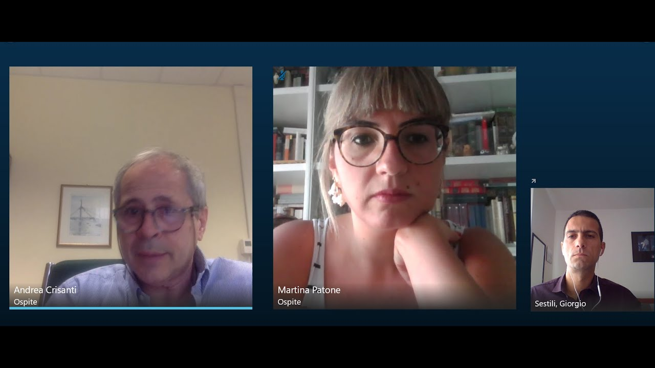 Tutto quello che vogliamo sapere sulla pandemia COVID-19 - Intervista al prof. Andrea Crisanti