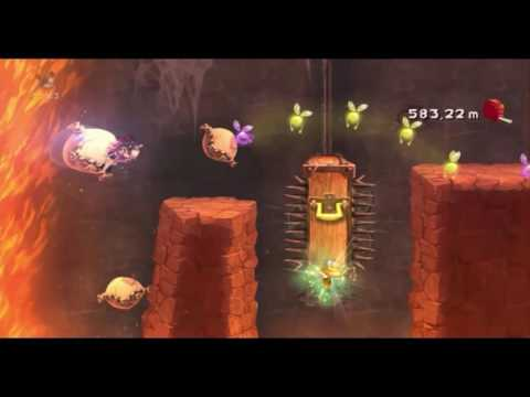 Rayman Legends Daily Challenge & Extreme Daily Challenge 13 07 16