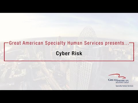 Specialty Human Services: Cyber Risk - Great American Insurance Group