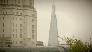 Building for climate change - Imagining the Future City: London 2062