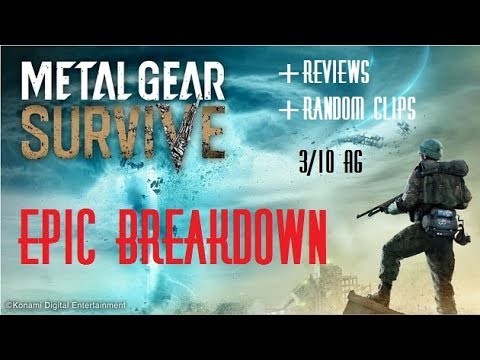 Is Metal Gear Survive a terrible game?[Quick BREAKDOWN!]