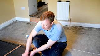 How to Soundproof a floor against a noisy neighbour using the SoundMat3plus