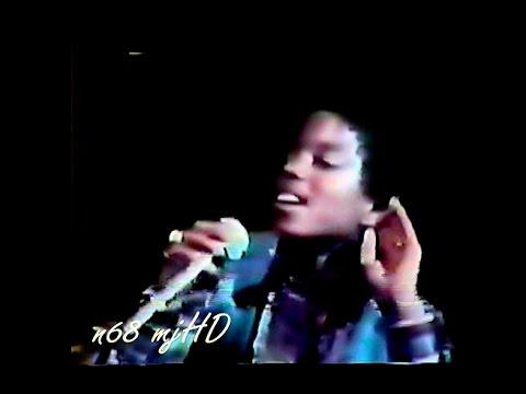 Jackson 5 first National Tour Philadelphia 1970 (enhanced)