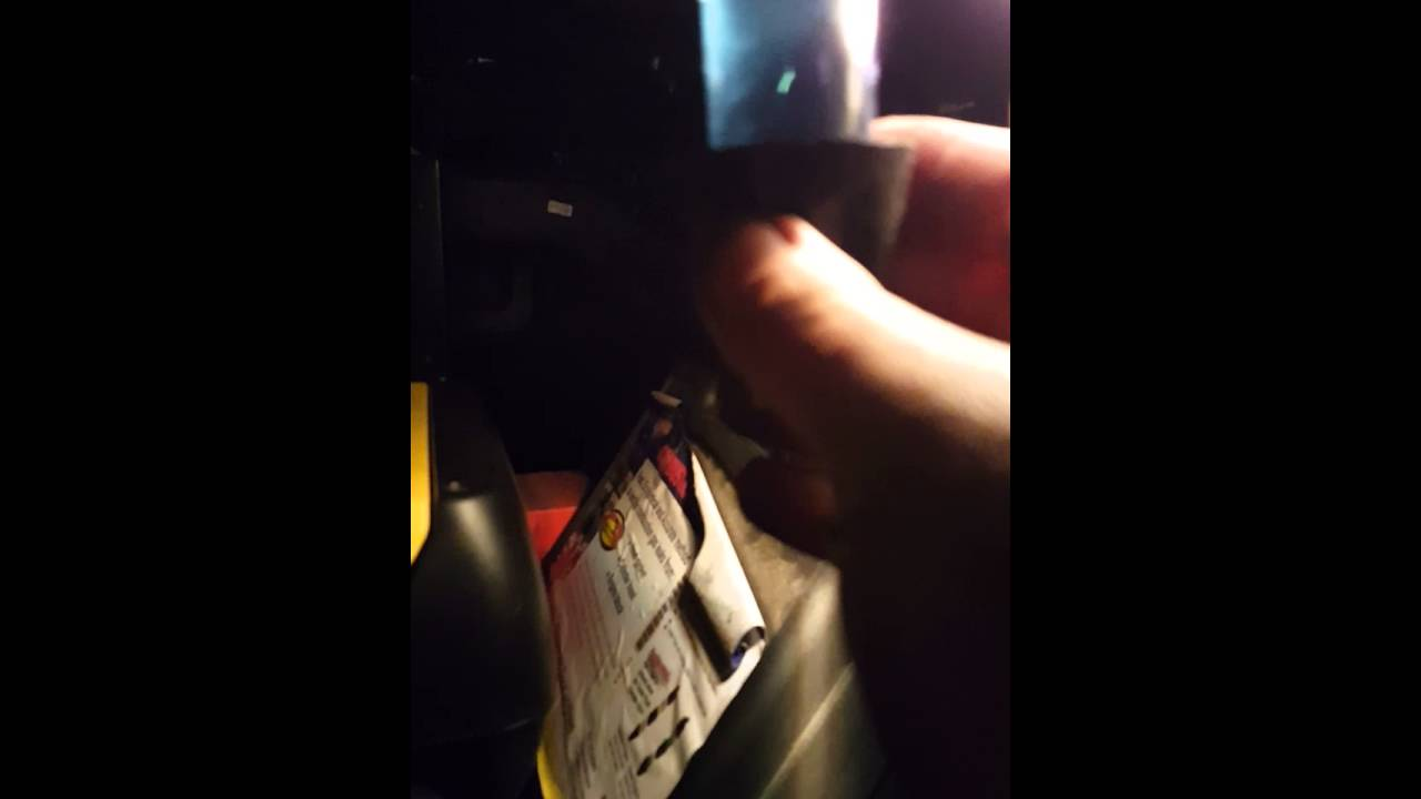 C15 blowing air out of coolant Reservoir