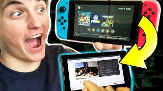 DÉFI : HACKER LA SWITCH & INSTALLER LINUX !