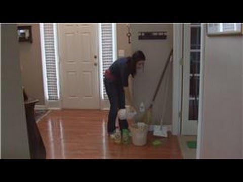 Housecleaning Tips Cleaning Pergo Floors Youtube